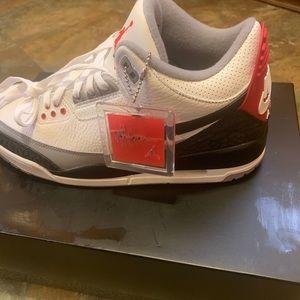 Air Jordan 3 Retro Tinker NRG Shoes